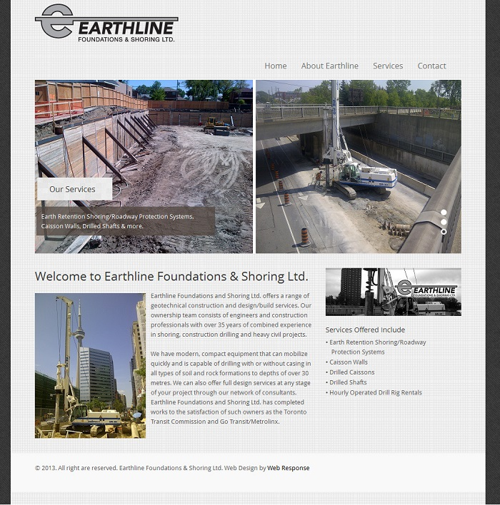 Earthline Foundations