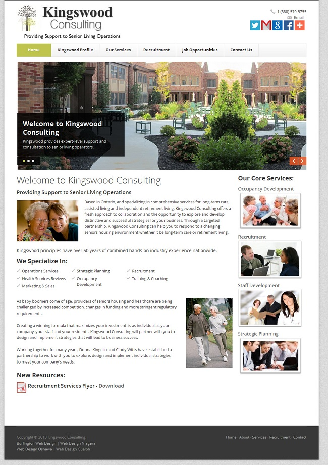 Kingswood Consulting